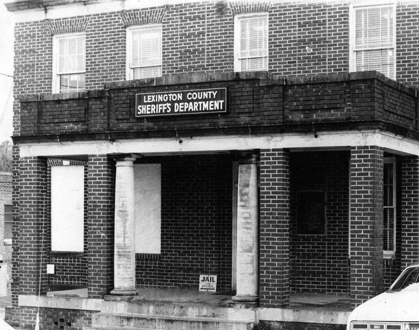 Union county sc detention center