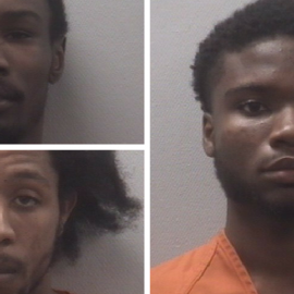 3 men arrested after separate Sunday night shootings