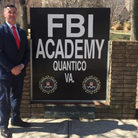 LCSD major crimes commander graduates from FBI National Academy