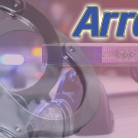 Man and woman charged in Christmastime armed robberies