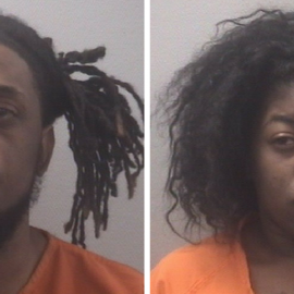Man and woman arrested after trying to use fake prescription