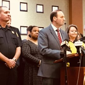 Lexington sheriff secures grant funding for liaison to Hispanic community