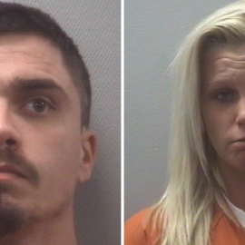 Husband and wife arrested in Leesville drug seizure