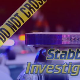 Teen charged in early morning stabbing
