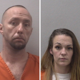 Man and woman arrested after Gaston drug seizure